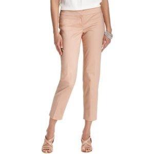 LOFT Marisa Cropped Pants